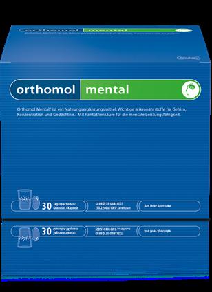 Orthomol Mental Инструкция По Применению - фото 5