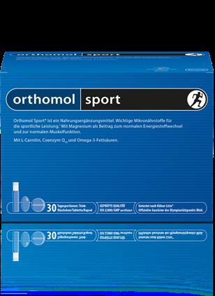 Ортомол Спорт Инструкция По Применению - фото 7
