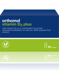 Orthomol Vitamin D3 Plus
